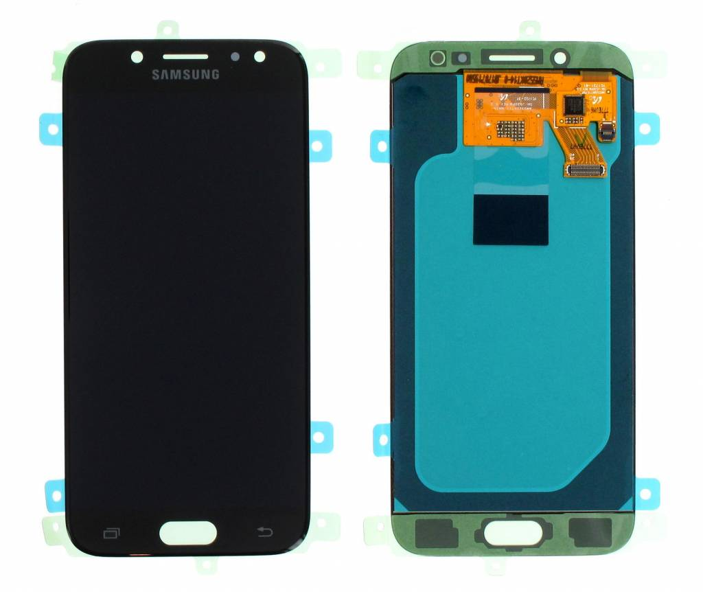 Samsung J530F Galaxy J5 2017 LCD Display Module, Black, GH97-20738A;GH97-20880A