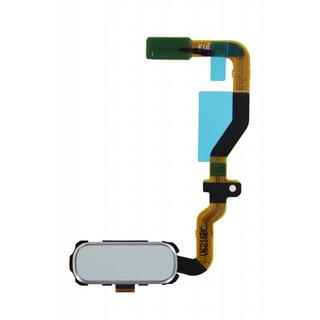 Samsung G930F Galaxy S7 Home Button Flex, Wit, GH96-09789D