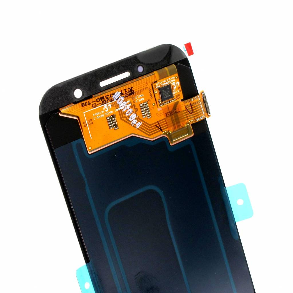 Samsung A520F Galaxy A5 2017 LCD Display Module, Gold, GH97-19733B