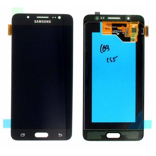 Samsung J510F Galaxy J5 2016 LCD Display Modul, Schwarz, GH97-18792B;GH97-19466B