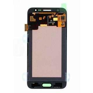 Samsung J500F Galaxy J5 Lcd Display Module, Zwart, GH97-17667B