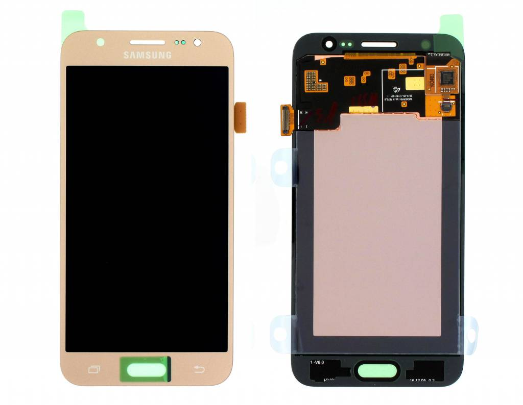 Samsung Lcd Display Module J500F Galaxy J5, Goud, GH97-17667C