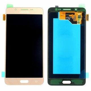 Samsung J510F Galaxy J5 2016 Lcd Display Module, Goud, GH97-18792A;GH97-19466A;GH97-18962A;GH97-19466D