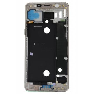 Samsung J510F Galaxy J5 2016 Front Cover Frame, Zwart, GH98-39541B