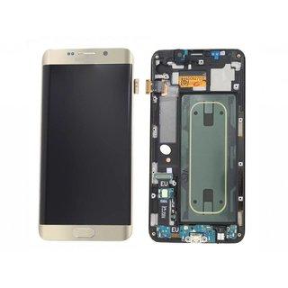 Samsung G928F Galaxy S6 Edge+ LCD Display Module, Gold, GH97-17819A