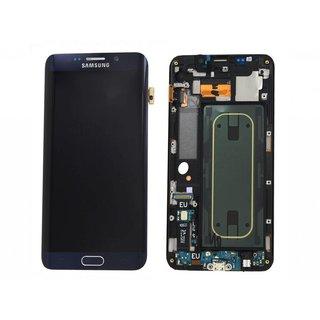 Samsung G928F Galaxy S6 Edge+ LCD Display Modul, Schwarz, GH97-17819B