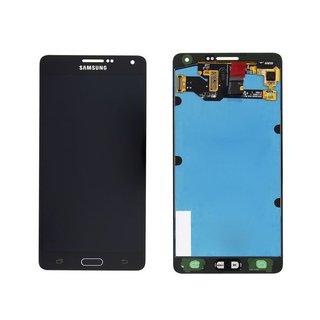Samsung A700F Galaxy A7 LCD Display Modul, Schwarz, GH97-16922B