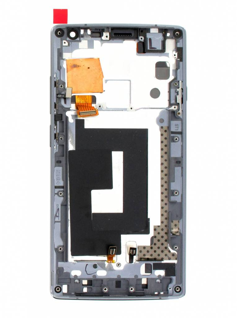 OnePlus A2001 OnePlus 2 LCD Display Module + Touch Screen Display ...