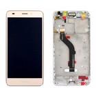 Huawei Lcd Display Module Honor 7 Lite Dual Sim (NEM-L51), Goud, 02350TKC