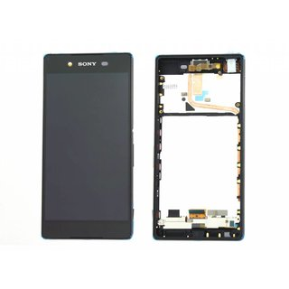 Sony Xperia Z3 plus E6553 LCD Display Modul, Schwarz, 1293-1496