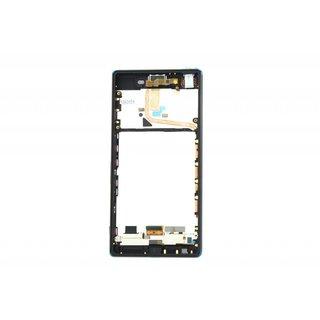 Sony Xperia Z3 plus E6553 LCD Display Module, Black, 1293-1496