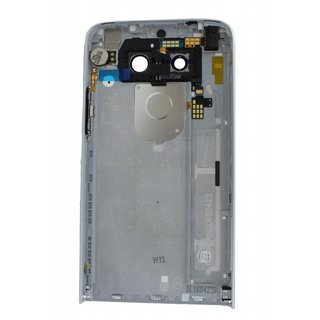 LG H850 G5 Back Cover, Silver, ACQ88954401
