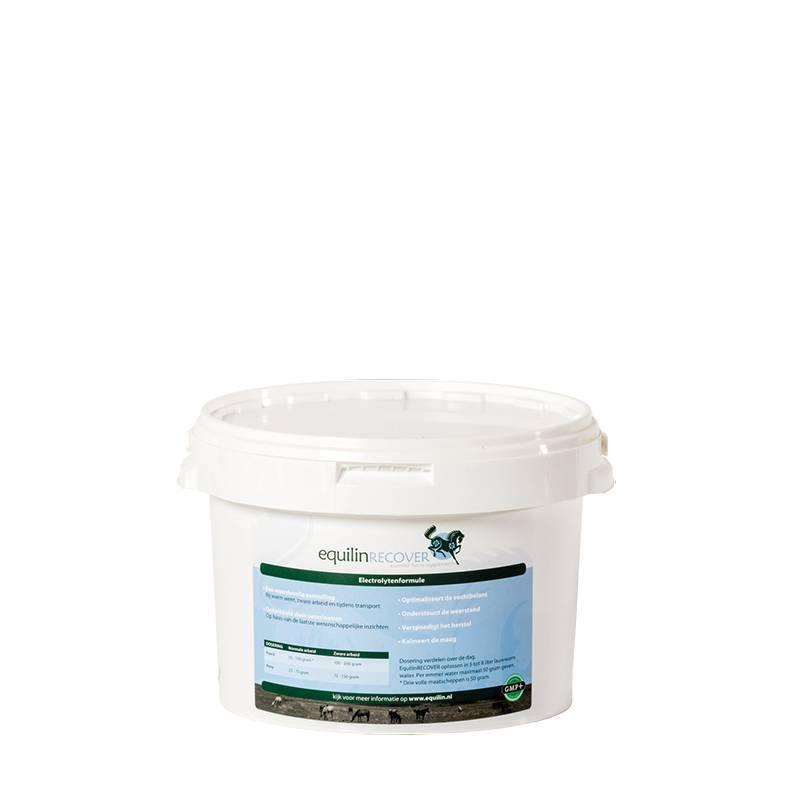 EquilinRECOVER erhältlich im 1,5 kg Eimer