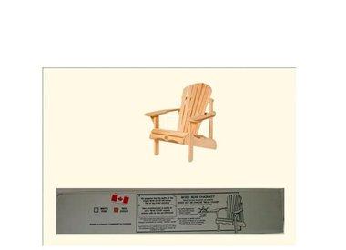 Originele Bear Chair als bouwpakket