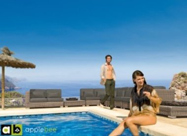 Apple Bee lounge set