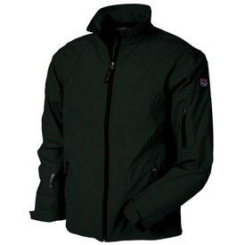 Softshell jacket zwart