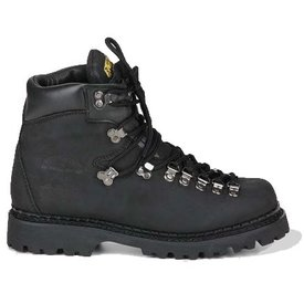 Blackstone 999 Oil nubuck - zwart