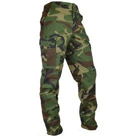 BDU Woodland Camouflage carnavalskleding legerbroek