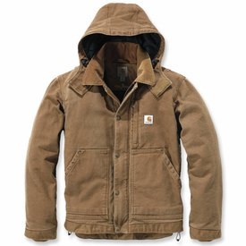 Carhartt Sandstone 'Full-swing' Caldwell Jacket Carhartt Brown