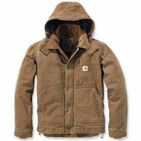 Carhartt Sandstone 'Full-swing' Calfwell Jacket Carhartt Brown