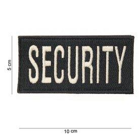 Security embleem klittenband