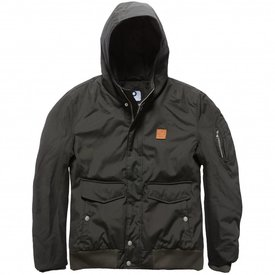 Vintage Industries Rice Jacket Replica Grey