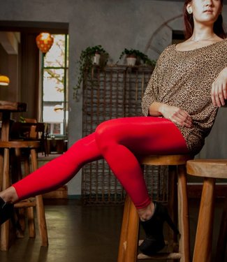 Apollo Colour Block 60 legging Rood
