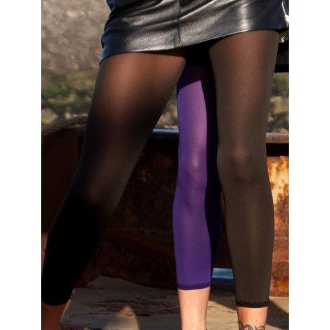 Opaque 70 legging Donkerbruin