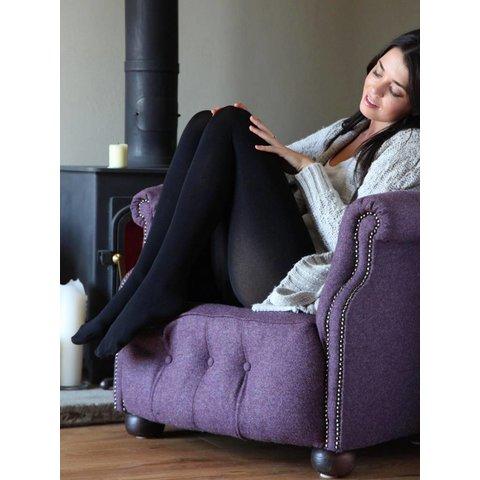 Sonia Cotton Pure maillot Zwart