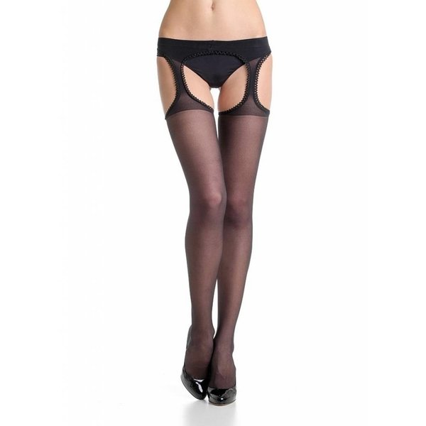 Fiore Amour 20 strippanty Zwart