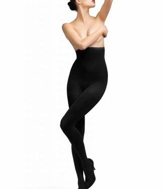 Marilyn Talia Control 100 zwarte matte panty