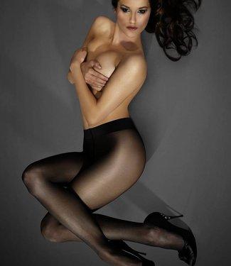 Marilyn Naked 40 zwarte sheer panty