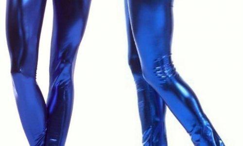 Wetlook legging