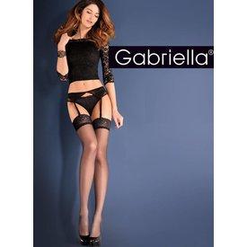 Gabriella Shadow 15 gordel & kousen Zwart