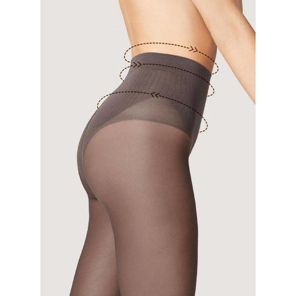 Fiore Bikini Fit 40 Shaping panty Donkergrijs