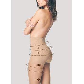 Fiore Comfort 20 support panty Huidkleur Tan