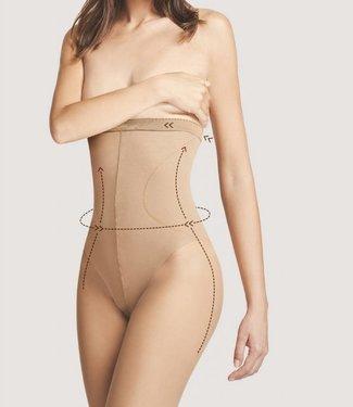 FIORE High Waist Bikini 20 panty Huidkleur