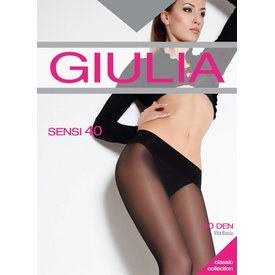 Giulia Sensi 40 heuppanty's Zwart