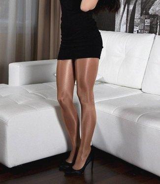 Marianne Kate 35 panty met glans Huidkleur
