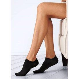 Hudson Only sneakersokken Women Zwart | 2 PAAR