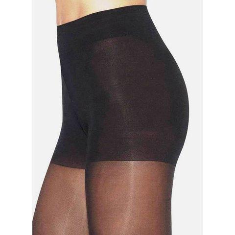 Comfort 20 support panty Zwart