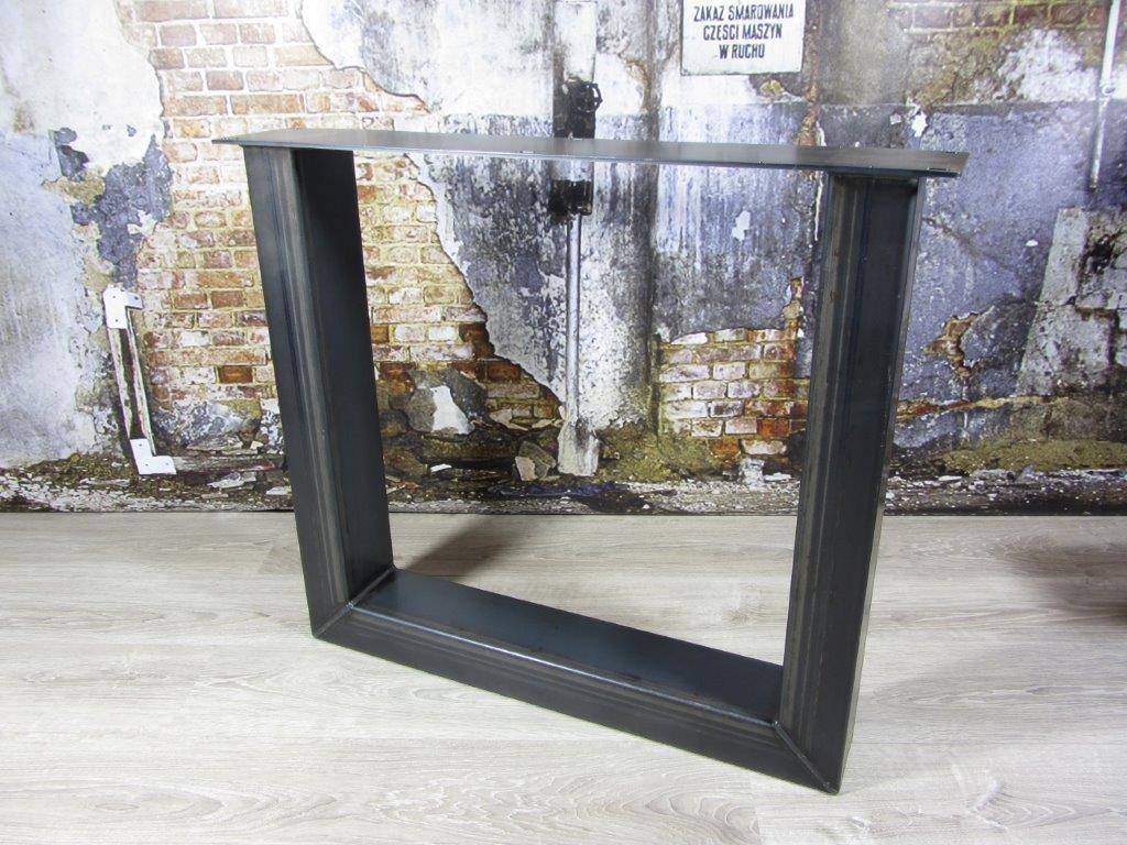 Industrieel Tafel Onderstel : Industriele tafelpoten model u industriele tafels