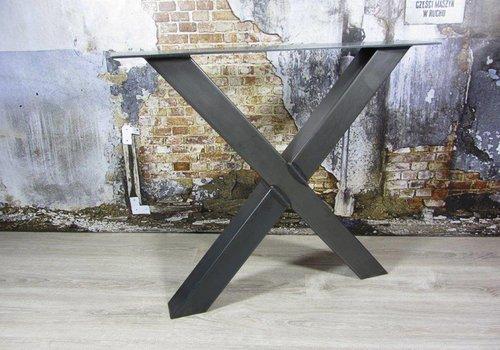 Tafelonderstel X kruispoot Standaard