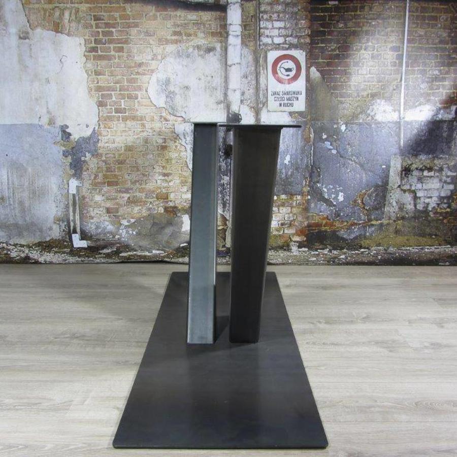 handgemaakt Industrieel tafelonderstel V poot Zwaar
