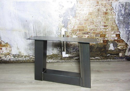 Salon Trapezium tafelpoot Standaard