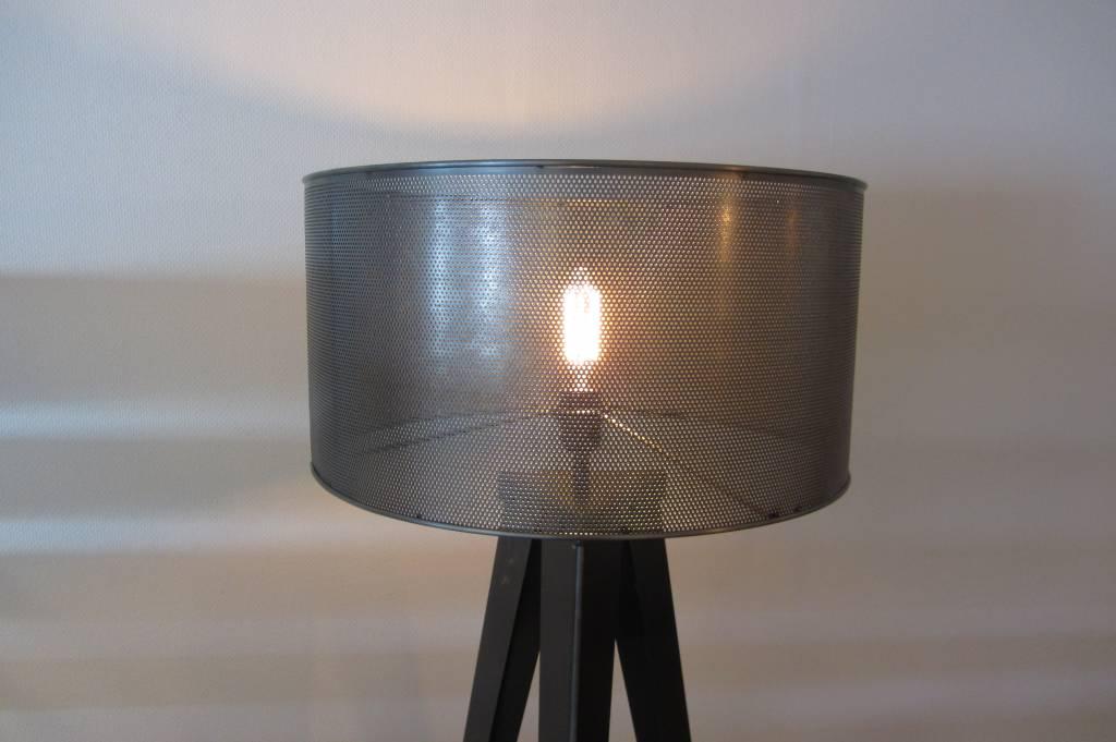 Industriele Lampenkap Van Geperforeerd Staal Industriele Tafels