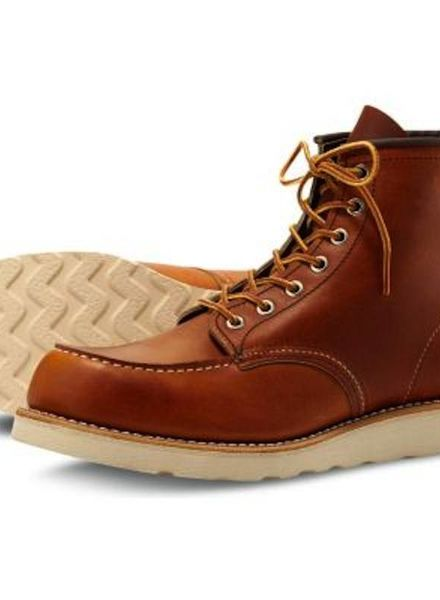Red Wing Shoes  RED WING SHOES Moc Toe 875
