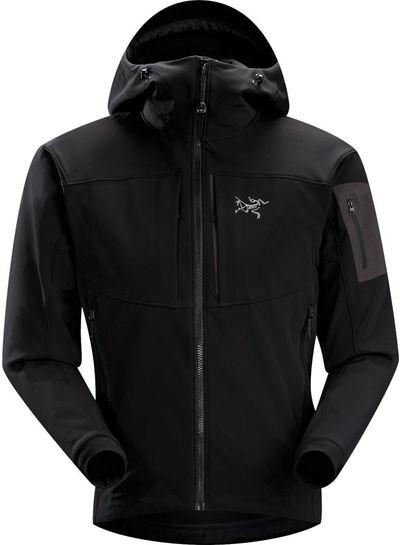 Arcteryx  ARCTERYX M's Gamma MX Hoody - Blackbird