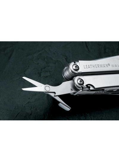Leatherman LEATHERMAN Multifunktionswerkzeug Wave Multitool Werkzeug