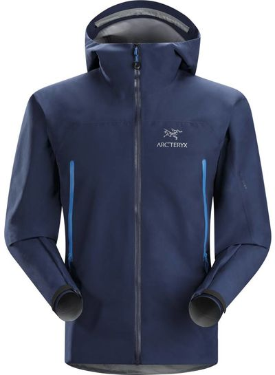 Arcteryx  ARCTERYX M's Zeta LT Jacket - Night Tide